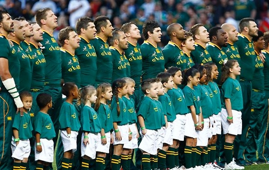 South Africa Strongest Teams in 2015 Rugby World Cup