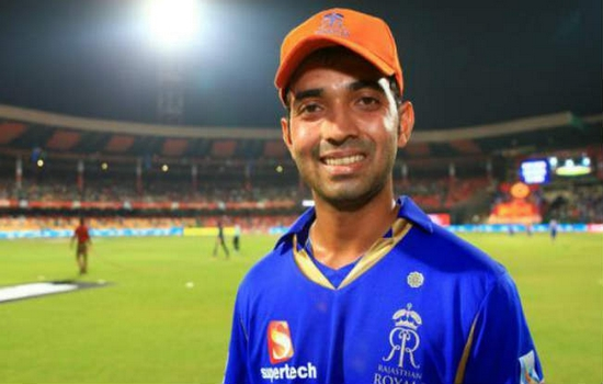 Leading Run Scorer in IPL 2015