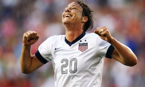 Abby Wambach Best Female Strikers in FIFA Women's World Cup 2015