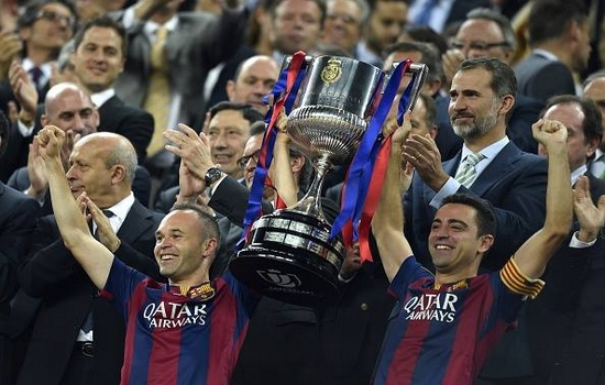 Copa de Rey 2015 Champions