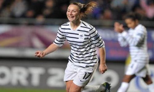 Gaëtane Thiney Best Female Strikers in FIFA Women's World Cup 2015