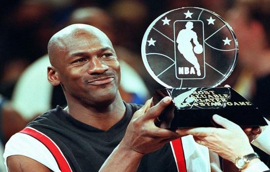 Michael Jordan Most Popular Athletes on Social Media