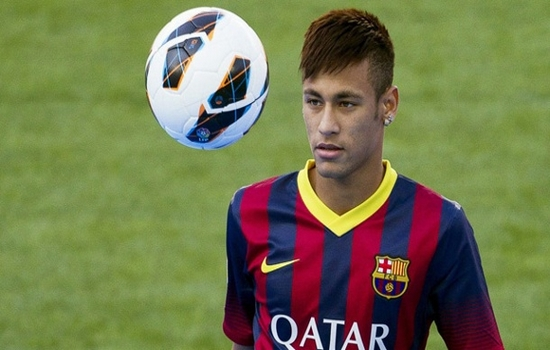 Neymar Most Popular Athletes on Social Media