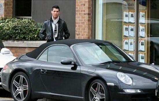 BMW M6 Car Collection of Cristiano Ronaldo