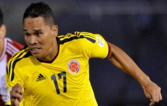 Carlos Bacca Footballers to Watch at the Copa America 2015