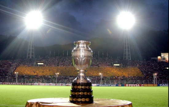 Past Copa America Winners 1916-2011