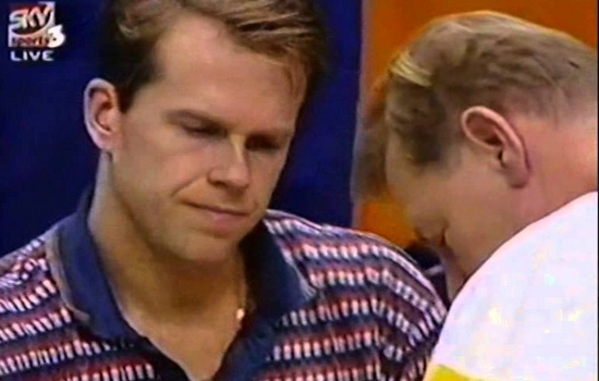 Edberg lost against Holm Biggest French Open Upsets