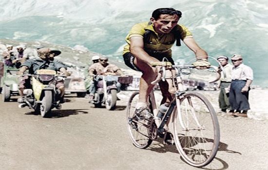 Fausto Coppi Best Cyclists in the World