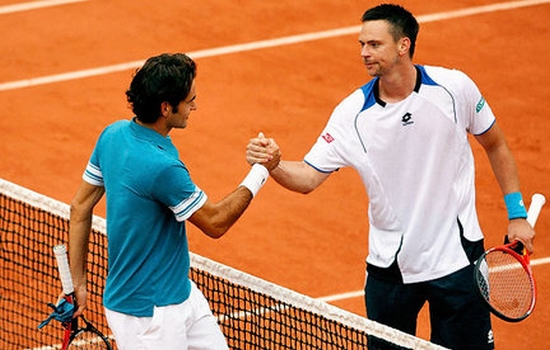 Federer's Streak is snapped by Soderling Biggest French Open Upsets