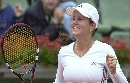 Henin knocked out by Qualifier Kapros Biggest French Open Upsets