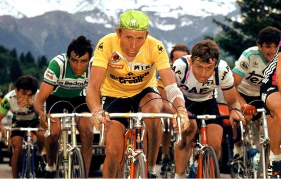 Joop Zoetemelk Best Cyclists in the World
