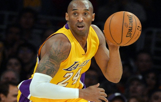 Kobe Bryant highest paid athletes