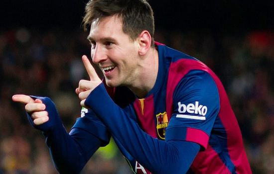 Lionel Messi Footballers to Watch at the Copa America 2015