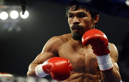 Manny Pacquiao highest paid athlete