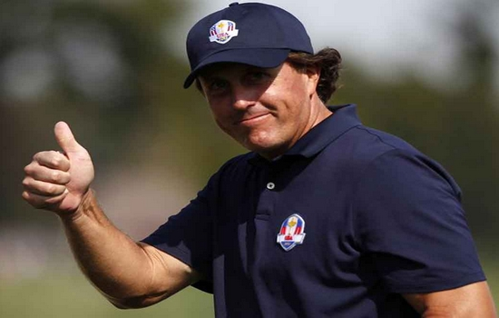 Phil Mickelson highest paid athlete