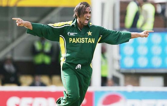 Shoaib Akhtar The Fastest Deliveries Bowled in Cricket History