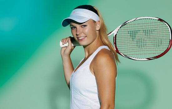 Caroline Wozniacki Highest Female Sports Earners