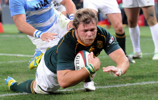 Duane Vermeulen Best Rugby Union Players