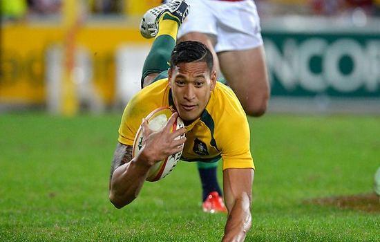 Israel Folau Best Rugby Union Players
