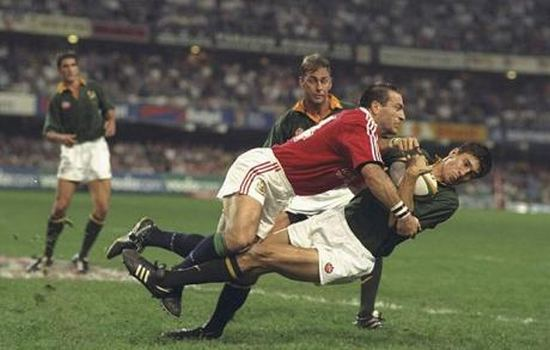 John Bentley Fastest Rugby Union Players