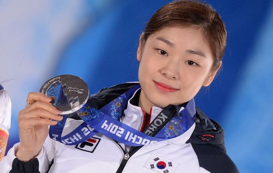Kim Yuna Highest Female Sports Earners