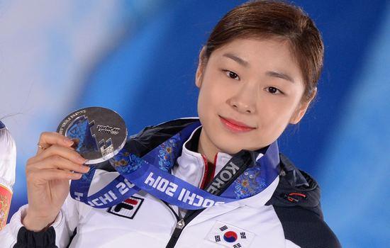 Kim Yuna Highest Female Sports Earners
