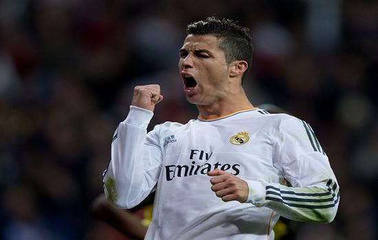 The Fist pump Cristiano Ronaldo Goal Celebrations