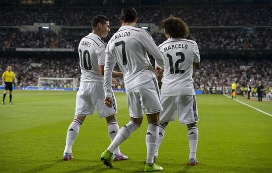 Cristiano Ronaldo Goal Celebrations