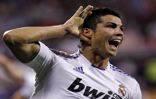 The deaf Cristiano Ronaldo Goal Celebrations