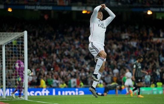The jump Cristiano Ronaldo Goal Celebrations