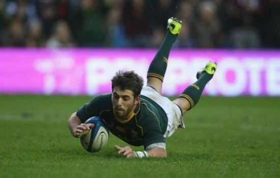 Willie le Roux Best Rugby Union Players