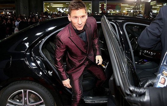 Leo Messi Cars – An Awesome Collection by Argentinian Winger
