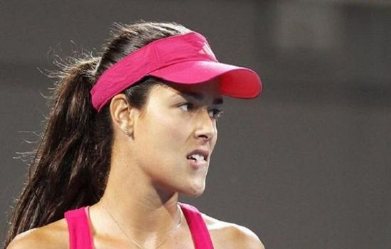 Ana Ivanovic Most Glamorous Female Athletes