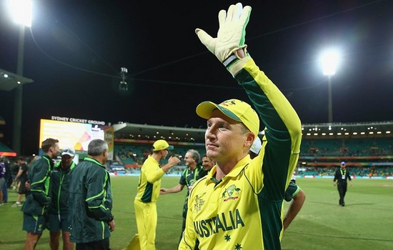Brad Haddin cricketers getting retired in 2015