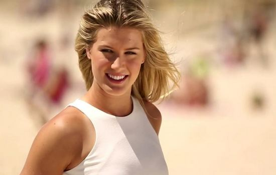 Genie Bouchard Most Glamorous Female Athletes