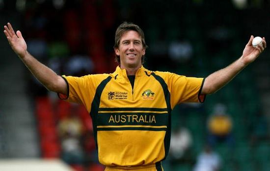 Glenn McGrath Best Bowling figures in ODI