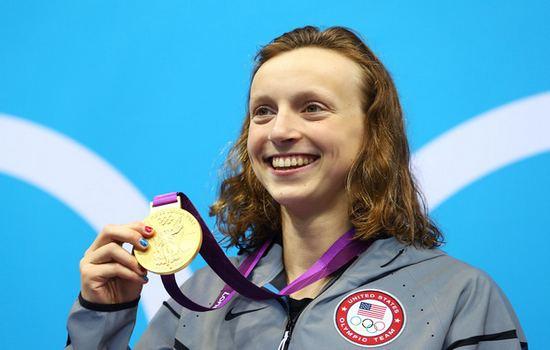 Katie Ledecky Most Dominant Female Athletes
