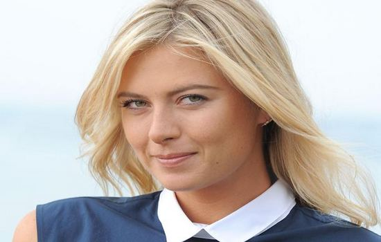 Maria Sharapova Most Glamorous Female Athletes