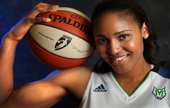 Maya Moore Most Dominant Female Athletes