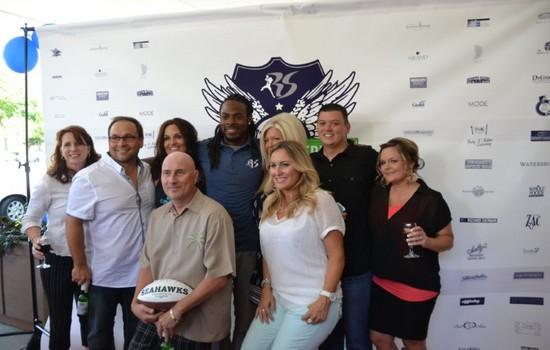 Richard Sherman most charitable athletes 2015