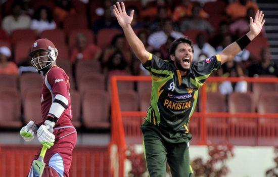 Shahid Afridi Best Bowling figures in ODI