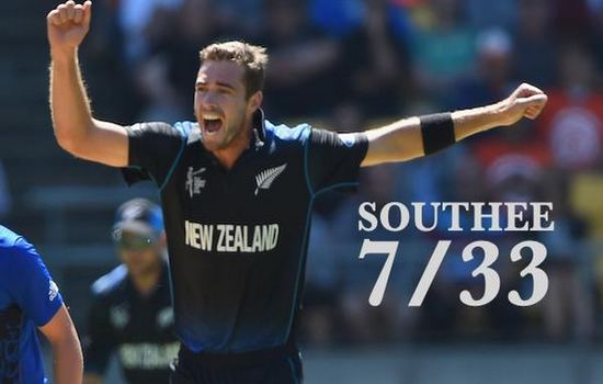 Tim Southee Best Bowling Performances in ODI