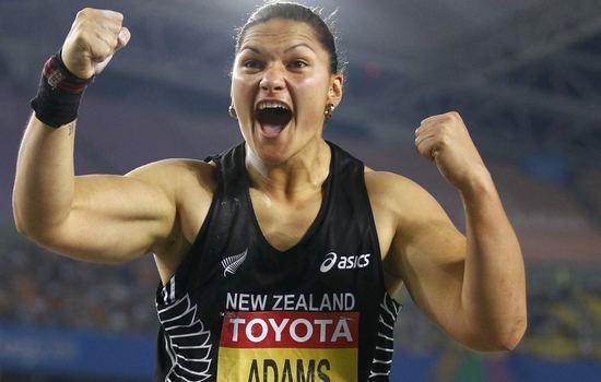 Valerie Adams Most Dominant Female Athletes