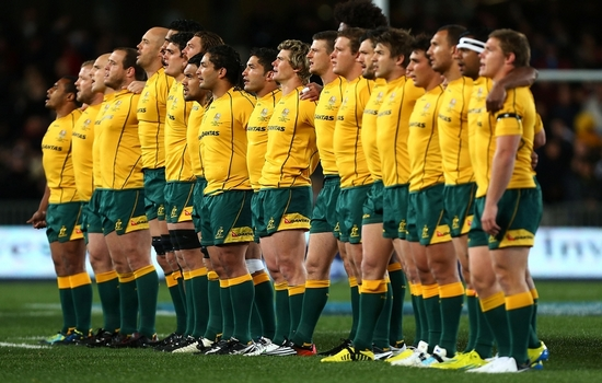 Rugby World Cup: New Zealand v Australia