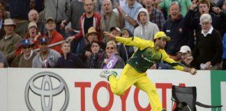 Glenn Maxwell's unbelievable catch against England