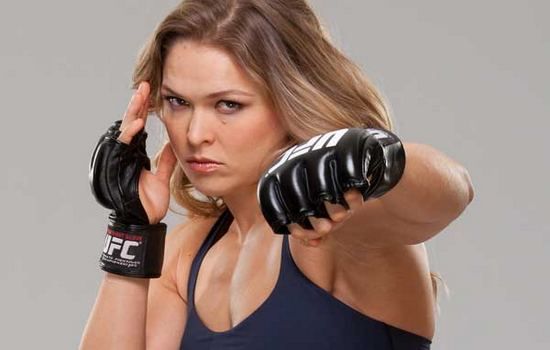 Most Dominant Women Athlete Ronda Rousey Net Worth