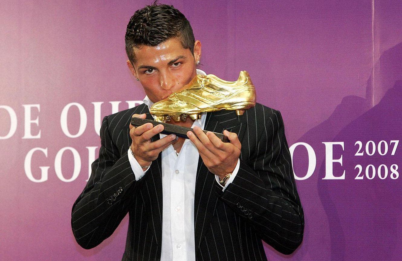 Golden Boot CR7