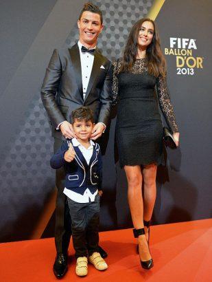 2014 Cristiano Ronaldo FIFA Ballon d'Or