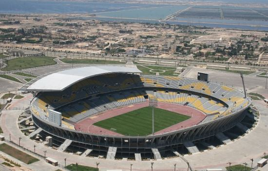 Borg El Arab Stadium Largest Football Stadiums