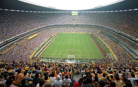 AZTECA STADIUM Largest Football Stadiums